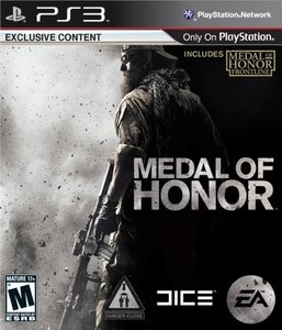 Medal of Honor (PS3) - Pre-owned