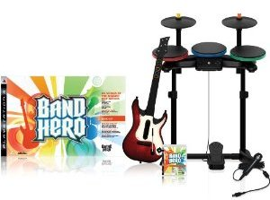 Band Hero featuring Taylor Swift - Super Bundle (PS3)