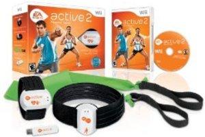 EA Sports Active 2 Bundle (Wii)