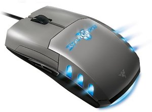 Razer Spectre StarCraft II Laser Gaming Mouse (Refurbished)