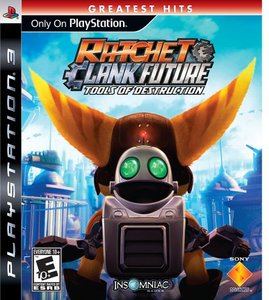 Ratchet and Clank Future: Tools of Destruction PS3