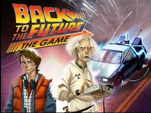 Back to the Future: The Game, Episodes 1-5 (PC Download)