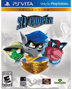 Sly Cooper Collection (PS Vita)