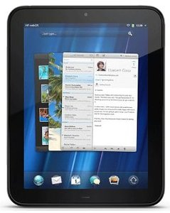 HP TouchPad Wi-Fi 16GB (Refurbished)