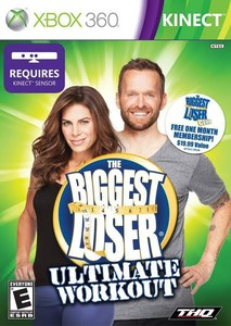 Biggest Loser Ultimate Workout - Kinect (Xbox 360)