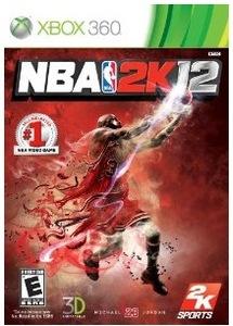 NBA 2K12 (Xbox 360) + $10 Amazon Credit