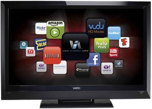Vizio E552VL 55-inch 1080p LCD HDTV with WiFi & Vizio Apps