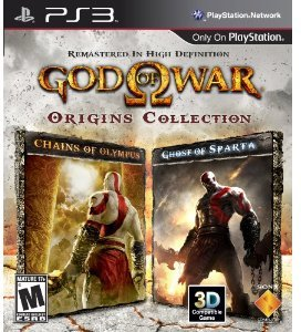 God of War Origins Collection (PS3)