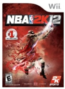 NBA 2K12 (Wii) + $10 Amazon Credit