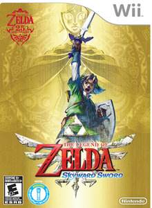 Legend of Zelda: Skyward Sword (Wii)