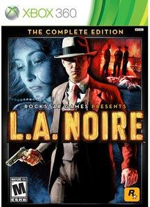 L.A. Noire: Complete Edition (Xbox 360)