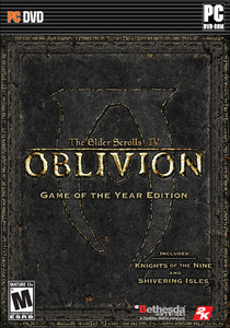 Elder Scrolls IV: Oblivion GOTY Edition (PC Download)