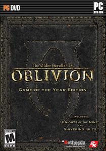 Elder Scrolls IV: Oblivion GOTY Edition (PC Download)
