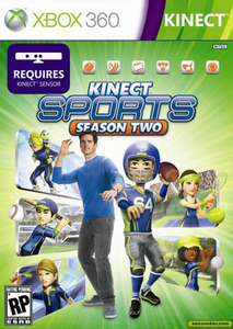 Kinect Sports: Season 2 Complete Package (Xbox 360)
