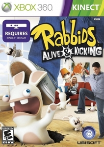Raving Rabbids: Alive & Kicking (PC)