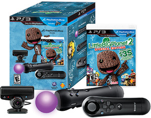 PlayStation Move LittleBigPlanet 2 Special Edition Bundle