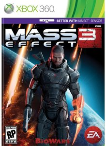 Mass Effect 3 (Xbox 360) - Pre-owned
