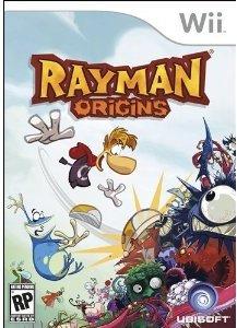 Rayman Origins (Wii) (Pre-Owned)