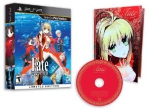 Fate/Extra Limited Edition (PSP)