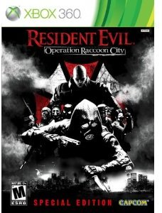 Resident Evil: Operation Raccoon City Special Edition (Xbox 360)