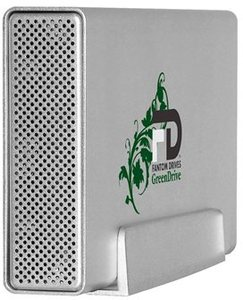 Fantom GreenDrive3 2TB External Hard Drive GD2000U3