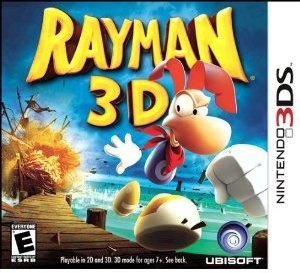Rayman 3D (Nintendo 3DS) - Pre-owned