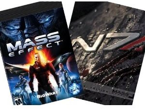 Mass Effect Dual Pack: Mass Effect 1 + Mass Effect 2 Digital Deluxe Edition (PC Download)