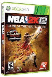 NBA 2K12: Game of the Year Edition (Xbox 360)