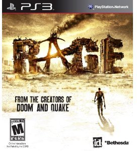 Rage (PS3) - Pre-owned
