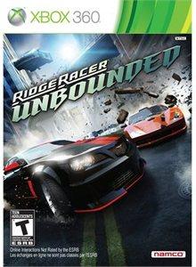 Ridge Racer: Unbounded (Xbox 360)