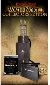 Lord of the Rings: War in the North Collector's Edition (PS3)