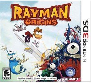 Rayman Origins (Nintendo 3DS)