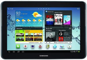 "Samsung Galaxy Tab 2 10.1"" Wi-Fi 16GB Tablet (Refurbished)"