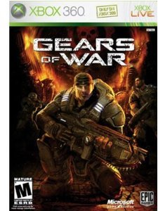 Gears of War (Xbox 360) - Pre-owned