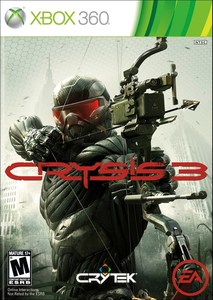 Crysis 3 (Xbox 360) - Pre-owned