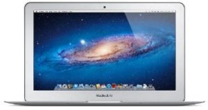 Apple MacBook Air 11 MD224LL/A Core i5-3317U 1.7GHz, 128GB SSD (Refurbished)