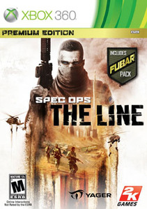 Spec Ops: The Line Premium Edition (Xbox 360)