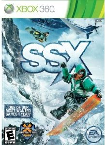 SSX (Xbox 360) - USED