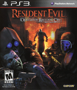 Resident Evil: Operation Raccoon City (PS3) - Pre-Owned