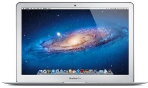 MacBook Air 13 MD231LL/A Core i5-3427U 1.8GHz, 4GB RAM, 128GB SSD (Refurbished)
