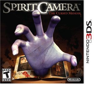 Spirit Camera: The Cursed Memoir (Nintendo 3DS)