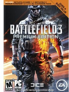Battlefield 3 Premium Edition (PC Download)