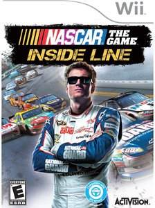 NASCAR The Game: Inside Line (Wii)