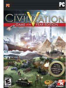 Sid Meier's Civilization V Game of The Year Edition (PC Download)