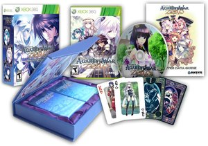 Record of Agarest War Zero Limited Edition (Xbox 360)