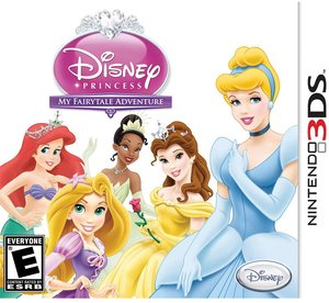Disney Princess: My Fairytale Adventure (Nintendo 3DS)
