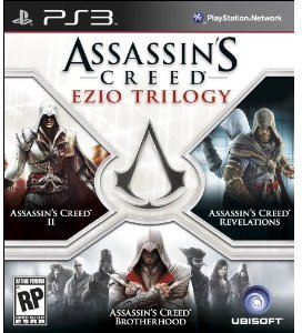 Assassin's Creed: Ezio Trilogy (PS3)