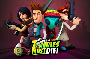 All Zombies Must Die (PC Download)