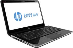 HP Envy dv4t Core i3-3120M, 4GB RAM, GeForce GT 650M 2GB