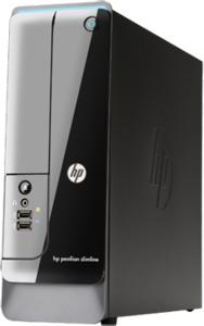 HP Pavilion Slimline s5 Series s5-1400t Core i3-2130  Desktop, 4GB RAM, Windows 8